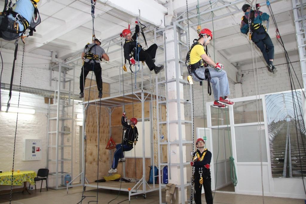 Требуются промышленные альпинисты в уфе